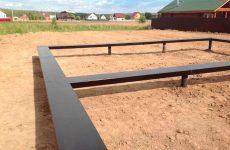 Фундамент на глинистых грунтах
