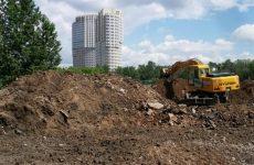 Фундамент на насыпных грунтах