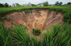 Фундамент на просадочных грунтах
